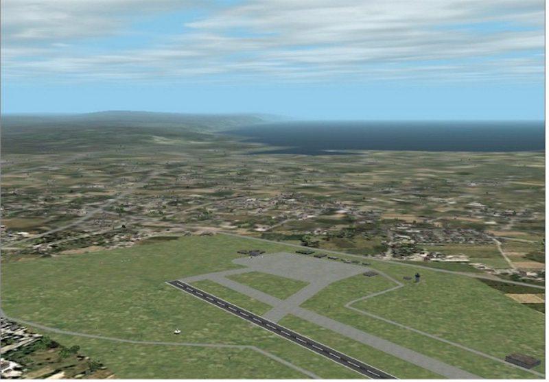 Aeroporto Ronchi : Ronchi